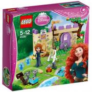 41051 Lego Princess Merida agli Highland Games 5-12