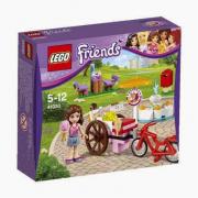 41030 Lego Friends - La Bici Dei Gelati Di Olivia 5-12 anni