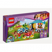 41034 Lego Friends - Caravan Estivo
