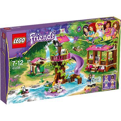 41038 Lego Friends - Base Di Soccorso Tropicale