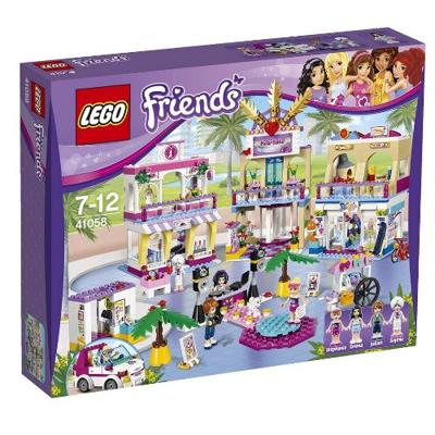 41058 Lego Friends - Centro Commerciale Di Heartlake 7-12
