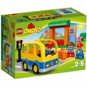 10528 Lego Duplo Scuolabus 2-5 anni