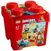10667 Lego Juniors - Cantiere 4-7 anni
