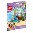 41041 Lego Friends Animals Serie 4 - Tartaruga 5-12 anni