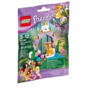 41042 Lego Friends Animals Serie 4 - Tigre 5-12 anni