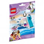 41043 Lego Friends Animals Serie 4 - Pinguino 5-12 anni