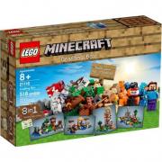 21116 Lego Minecraft - Crafting Box 8+