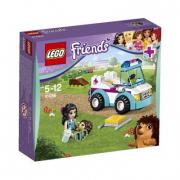 41086 Lego Friends L'ambulanza degli animali 5-12 anni