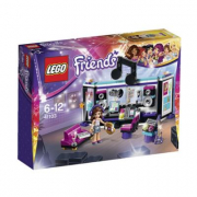 41103 Lego Friends studio registrazione pop star 6-12