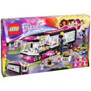 41106 Lego Friends autobus tournee pop star 8-12