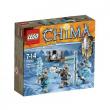 70232 Lego Chima Tribu' Tigri dai denti a sciabola 7-14 anni