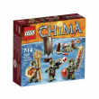 70231 Lego Chima Tribu' Dei coccodrilli 7-14 anni