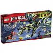 70736 Lego Ninjago L'attacco del Dragone Moro 8-14 anni