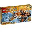 70224 Lego Chima Comando Mobile Di Tiger 8-14 anni
