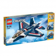 31039 Lego Creator Jet blu 3in1