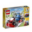 31030 Lego Creator Go kart rosso 6-12 anni