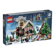 Lego 10249 Negozio di giocattoli invernale
