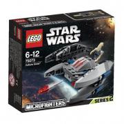 75073 Lego Star Wars Vulture Droid 6-12 anni
