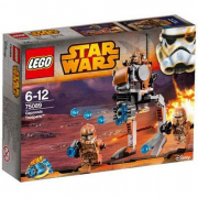 75089 Lego Star Wars Geonosis Troopers 6-12 anni