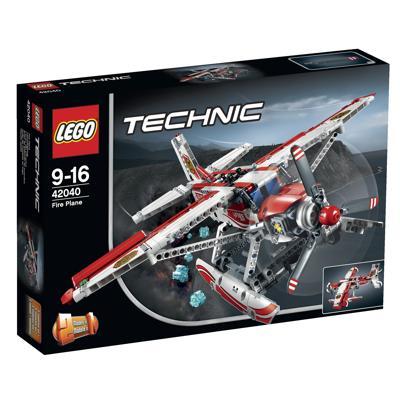 42040 Lego Technic Aereo antincendio 9-16 anni