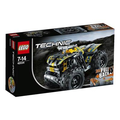 42034 Lego Technic Super quad 7-14 anni