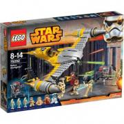 75092 Lego Star Wars Naboo Starfighter 8-14 anni
