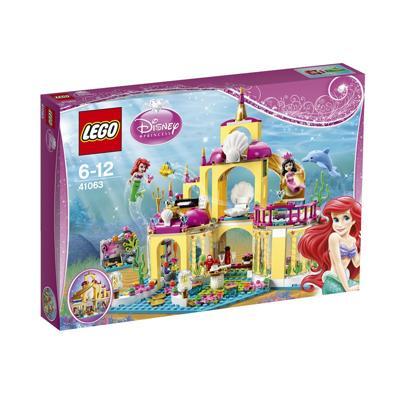 41063 Lego Princess Sottomarino di Ariel 6-12 anni