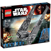 Command Shuttle di Kylo Ren - Lego Star Wars 75104