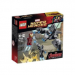 76029 Lego Super Heroes Ironman vs Ultron 6-12 anni