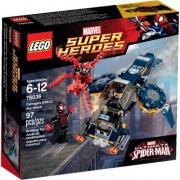 76036 Lego Super Heroes Carnage e l'attacco aereo