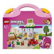 10684 Lego Juniors - Valigetta supermercato 4-7 anni