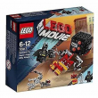 70817 Lego Movie - Batman e l'attacco di furia Kitty 6-12 anni