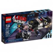 70819 Lego Movie - Inseguimento auto poliduro 7-14 anni