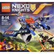 L'Aero-jet V2 di Aaron Lego Nexo Knights 70320