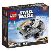 75126 Lego Star Wars First Order Snowspeeder 6-12 anni
