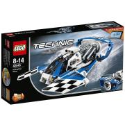 42045 Lego Technic Idroplano da corsa 8-14 anni