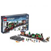 Treno Natale Winter Holiday Lego Creator 10254