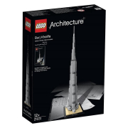 21031 Lego Architecture Burj Khalifa 12+
