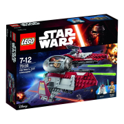 75135 Lego Star Wars Obi-Wan's Jedi Interceptor 7-12 anni