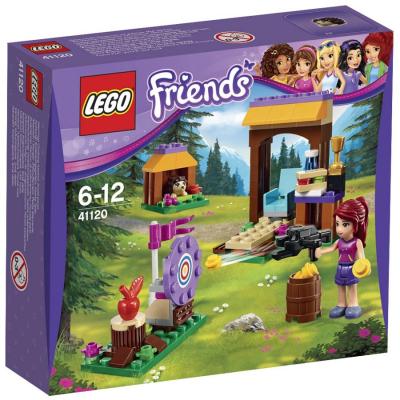 41120 Lego Friends Tiro dell'arco al campo avventure 6-12 anni
