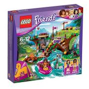 41121 Lego Friends Rafting al campo avventure 6-12