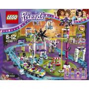 LEGO - 41130 Le Montagne Russe del Parco Divertimenti