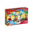 Lego Duplo 10827 Casa sulla spiaggia Topolino e amici