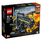 Lego 42055 escavatore a pale