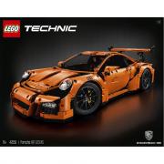 Porsche 911 GT3 RS lego technic 42056