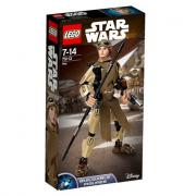75113 Lego Star Wars Rey 7-14 anni