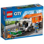 60118 Lego City Camioncino della spazzatura 5-12