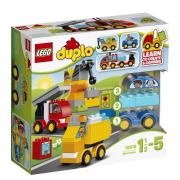 10816 Lego Duplo I miei primi veicoli 1½-5 anni