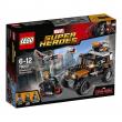 76050 Lego Super Heroes L'audace rapina di Crossbones 6-12