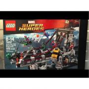 Lego 76057 Spiderman web warriors ultimate bridge battle